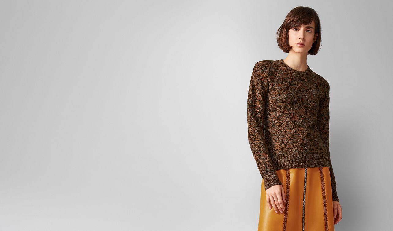 sweater in wool  landing