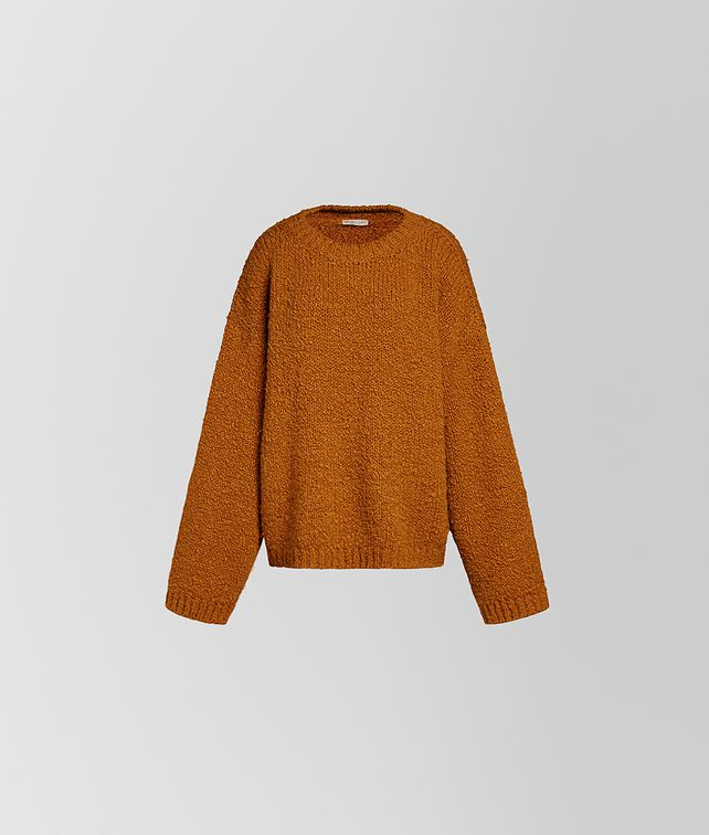 BOTTEGA VENETA PULLOVER IN ALPACA WOOL Knitwear or Top or Shirt [*** pickupInStoreShipping_info ***] fp