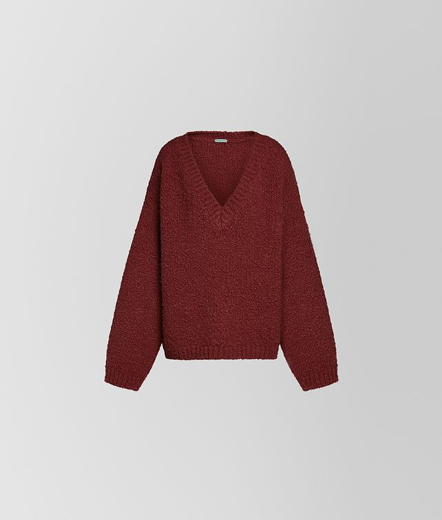 BOTTEGA VENETA SWEATER IN ALPACA WOOL Knitwear or Top or Shirt [*** pickupInStoreShipping_info ***] fp