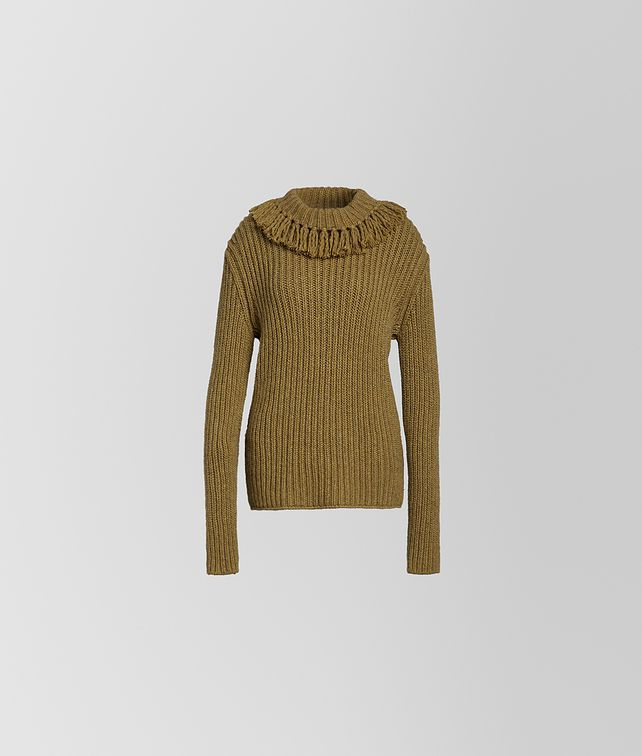 BOTTEGA VENETA PULLOVER IN WOOL Knitwear or Top or Shirt [*** pickupInStoreShipping_info ***] fp
