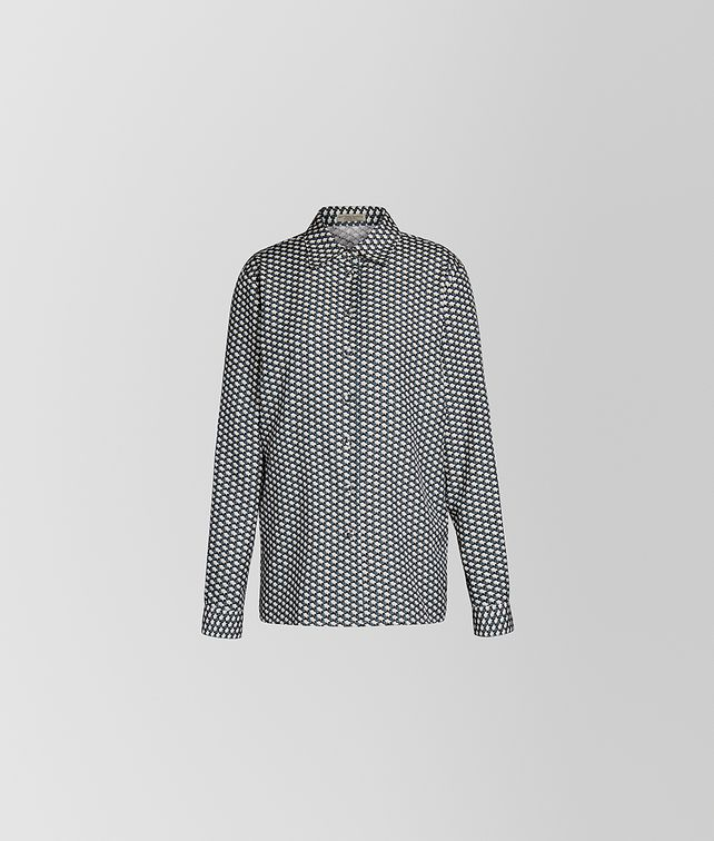 BOTTEGA VENETA SHIRT IN SILK Knitwear or Top or Shirt [*** pickupInStoreShipping_info ***] fp
