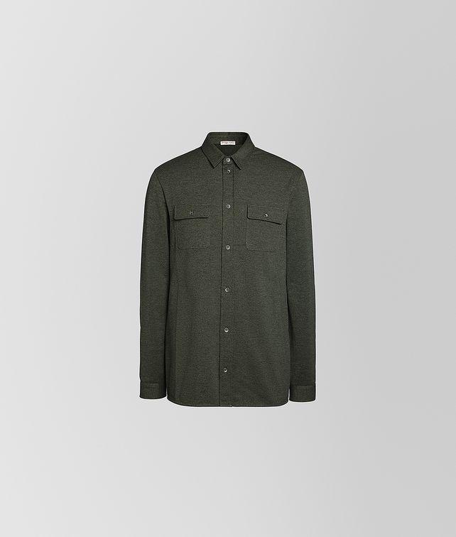 BOTTEGA VENETA T-SHIRT IN COTTON Shirt [*** pickupInStoreShippingNotGuaranteed_info ***] fp