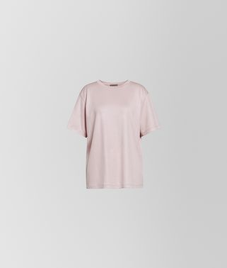 T-SHIRT IN SILK COTTON