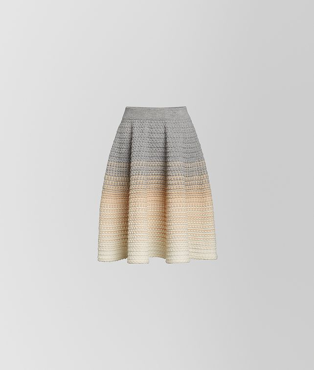 BOTTEGA VENETA SKIRT IN WOOL Skirt [*** pickupInStoreShipping_info ***] fp