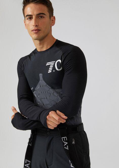 Train 7.0 long-sleeve T-shirt
