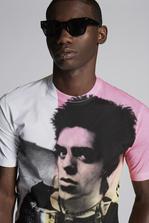DSQUARED2 Dean Vicious T-Shirt 短袖T恤 男士
