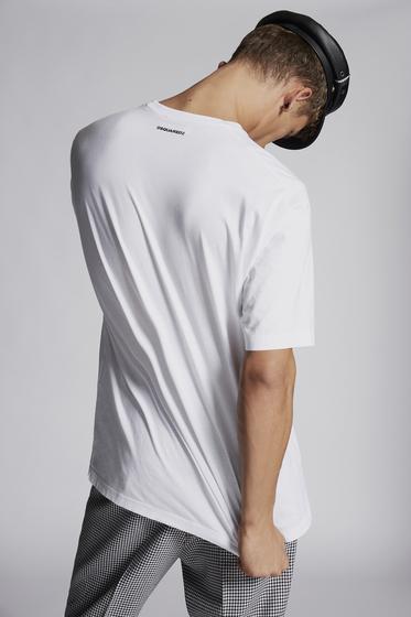 DSQUARED2 Kurzärmliges T-Shirt [*** pickupInStoreShippingNotGuaranteed_info ***] S71GD0791S22507217 b