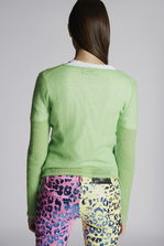 DSQUARED2 Mohair Pullover Pullover Woman