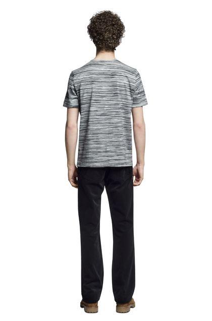 MISSONI T-shirt homme Noir Homme - Devant