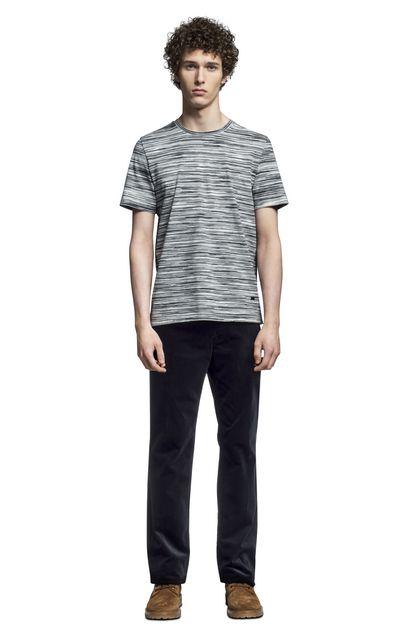MISSONI T-shirt homme Noir Homme - Derrière