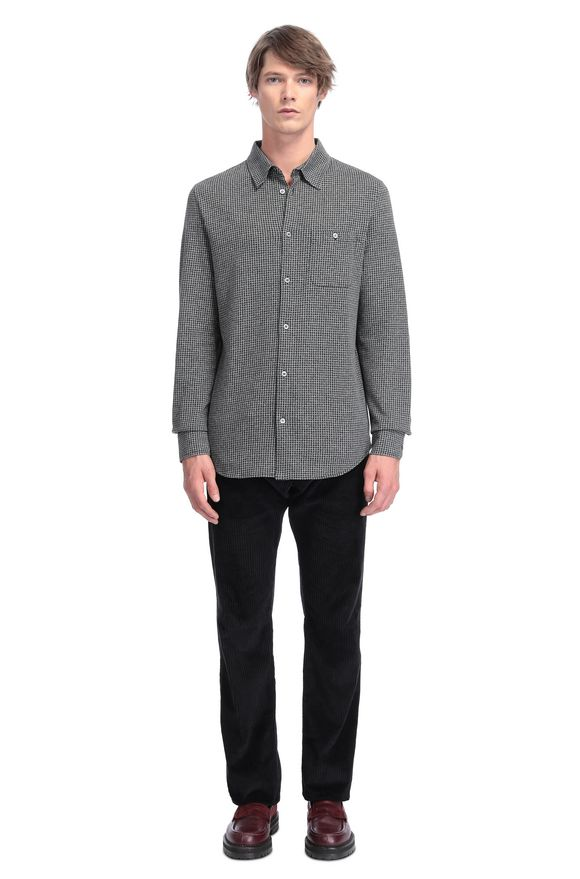 MISSONI Men's shirts Man, Frontal view