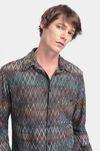 MISSONI Мужская рубашка Для Мужчин, Детали