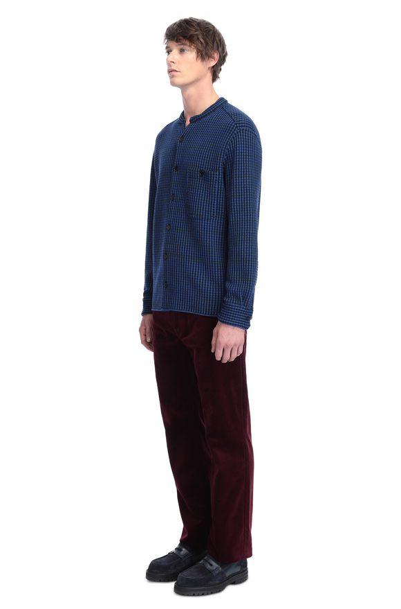 MISSONI Men's shirts Man, Side view