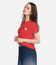 KARL LAGERFELD K/Tokyo Logo Patch T-Shirt 9_f