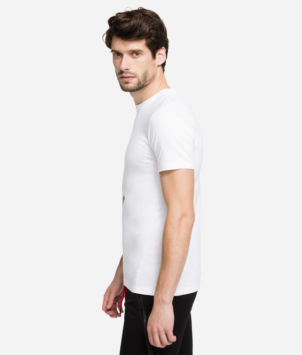 KARL LAGERFELD K/Tokyo Artwork Print T-Shirt T-shirt Man d
