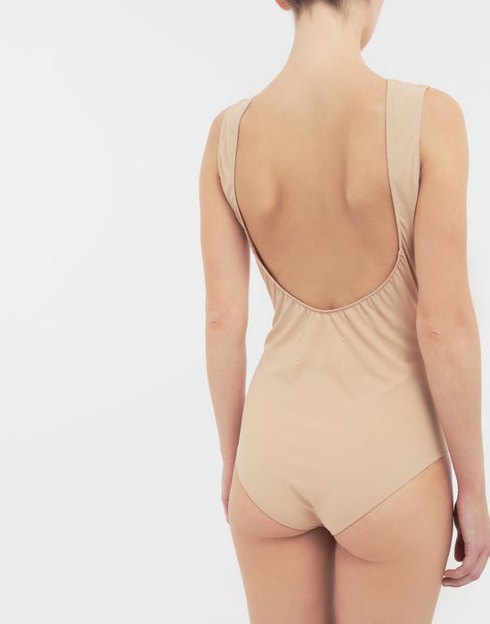 MAISON MARGIELA Stretch-jersey bodysuit Body [*** pickupInStoreShipping_info ***] b