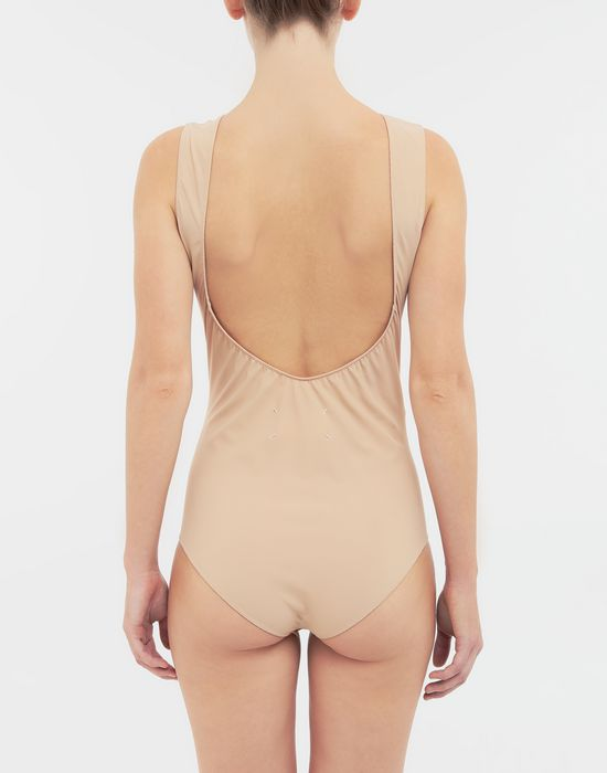 MAISON MARGIELA Stretch-jersey bodysuit Body [*** pickupInStoreShipping_info ***] e