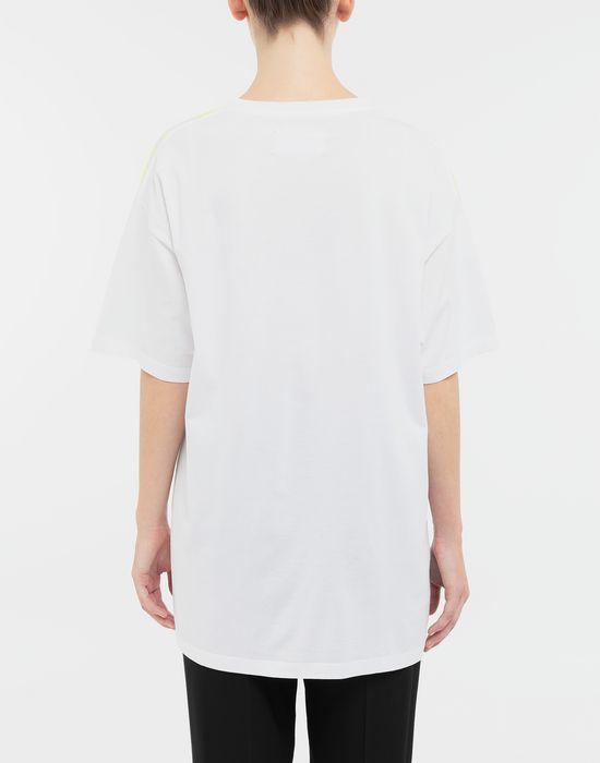 MAISON MARGIELA AIDS Charity-print jersey T-shirt Short sleeve t-shirt [*** pickupInStoreShipping_info ***] e