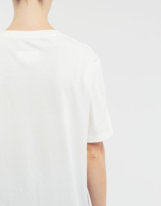 MM6 MAISON MARGIELA Kidswear print T-shirt Short sleeve t-shirt [*** pickupInStoreShipping_info ***] b