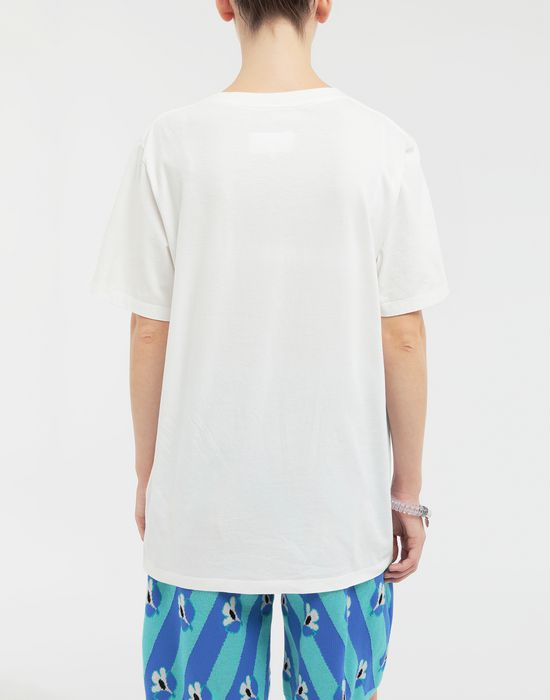 MM6 MAISON MARGIELA Kidswear print T-shirt Short sleeve t-shirt [*** pickupInStoreShipping_info ***] e
