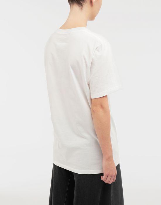 MM6 MAISON MARGIELA Connect-the-dots print T-shirt Short sleeve t-shirt [*** pickupInStoreShipping_info ***] e