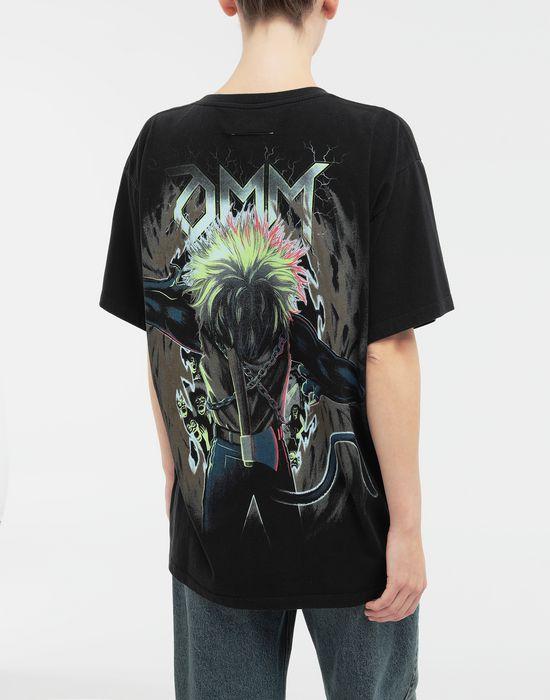 c055a810 Maison Margiela Zombie Cat Print T Shirt Women | Maison Margiela Store