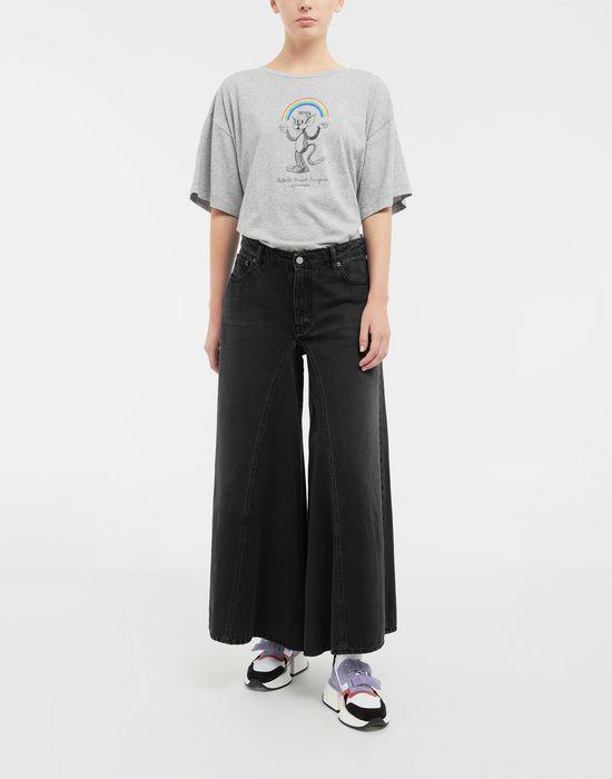 MM6 MAISON MARGIELA Rainbowmaker print T-shirt Short sleeve t-shirt [*** pickupInStoreShipping_info ***] d