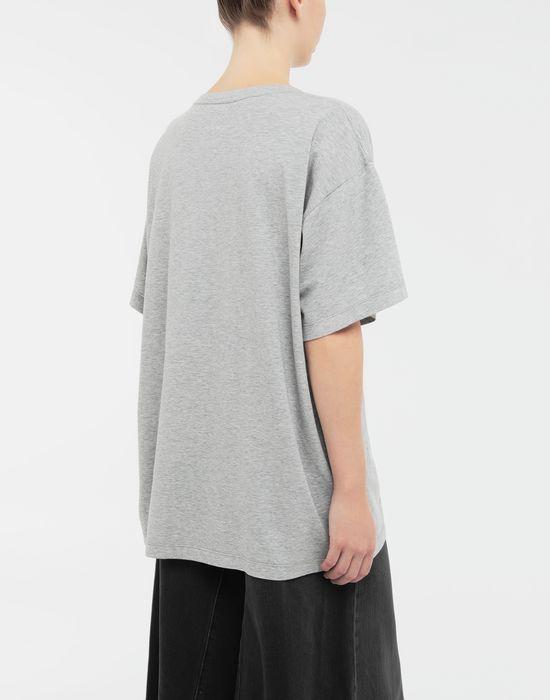 MM6 MAISON MARGIELA Rainbowmaker print T-shirt Short sleeve t-shirt [*** pickupInStoreShipping_info ***] e