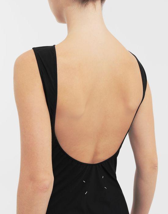 MAISON MARGIELA Stretch-jersey bodysuit Body [*** pickupInStoreShipping_info ***] b