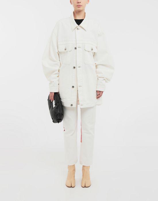 MAISON MARGIELA Stretch-jersey bodysuit Body [*** pickupInStoreShipping_info ***] d