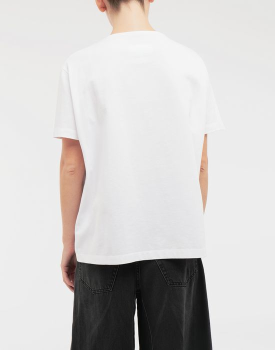 MM6 MAISON MARGIELA Colouring book print T-shirt Short sleeve t-shirt [*** pickupInStoreShipping_info ***] e