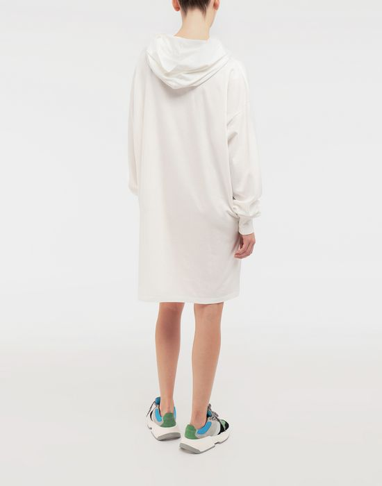 MM6 MAISON MARGIELA Kidswear print hooded sweatshirt Long sleeve t-shirt [*** pickupInStoreShipping_info ***] e