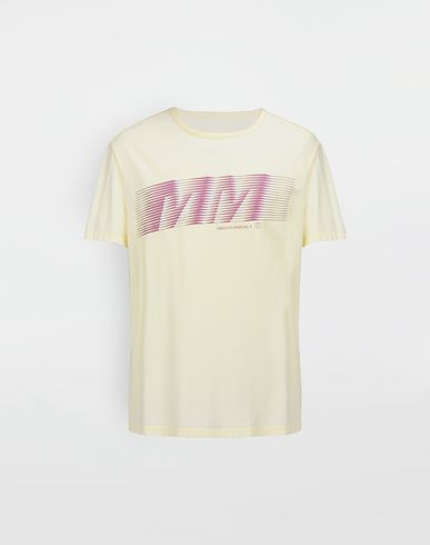 MM logo print T-shirt