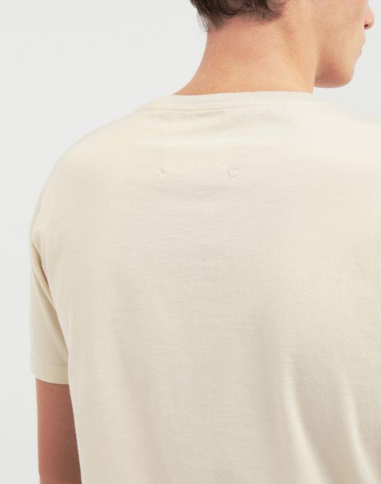MAISON MARGIELA Classic cotton T-shirt Short sleeve t-shirt [*** pickupInStoreShippingNotGuaranteed_info ***] b