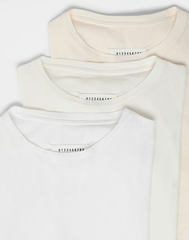 TOPS & TEES 3-pack Stereotype white T-shirts