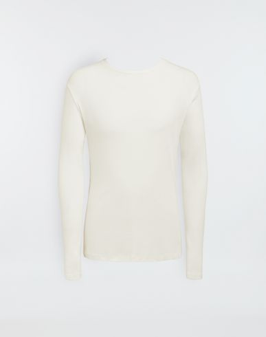 MAISON MARGIELA Long sleeve t-shirt [*** pickupInStoreShippingNotGuaranteed_info ***] 3-pack Stereotype white T-shirts f
