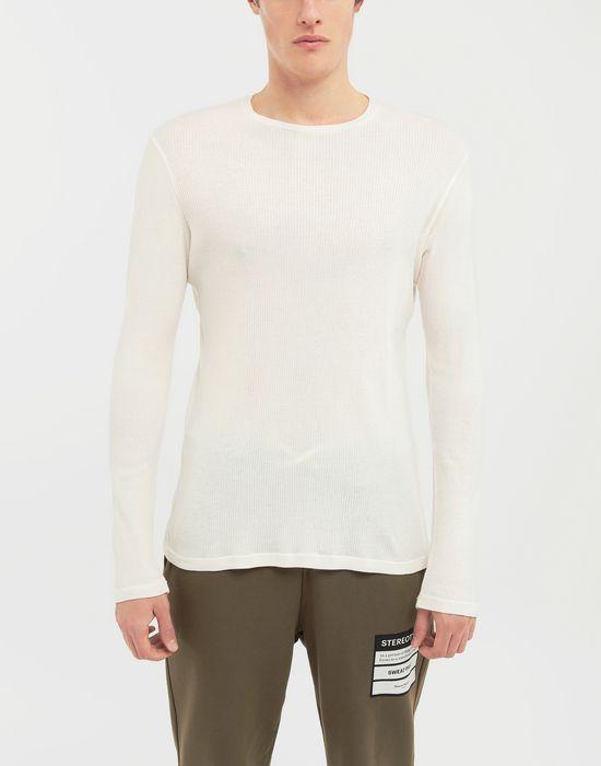 MAISON MARGIELA 3-pack Stereotype white T-shirts Long sleeve t-shirt [*** pickupInStoreShippingNotGuaranteed_info ***] b