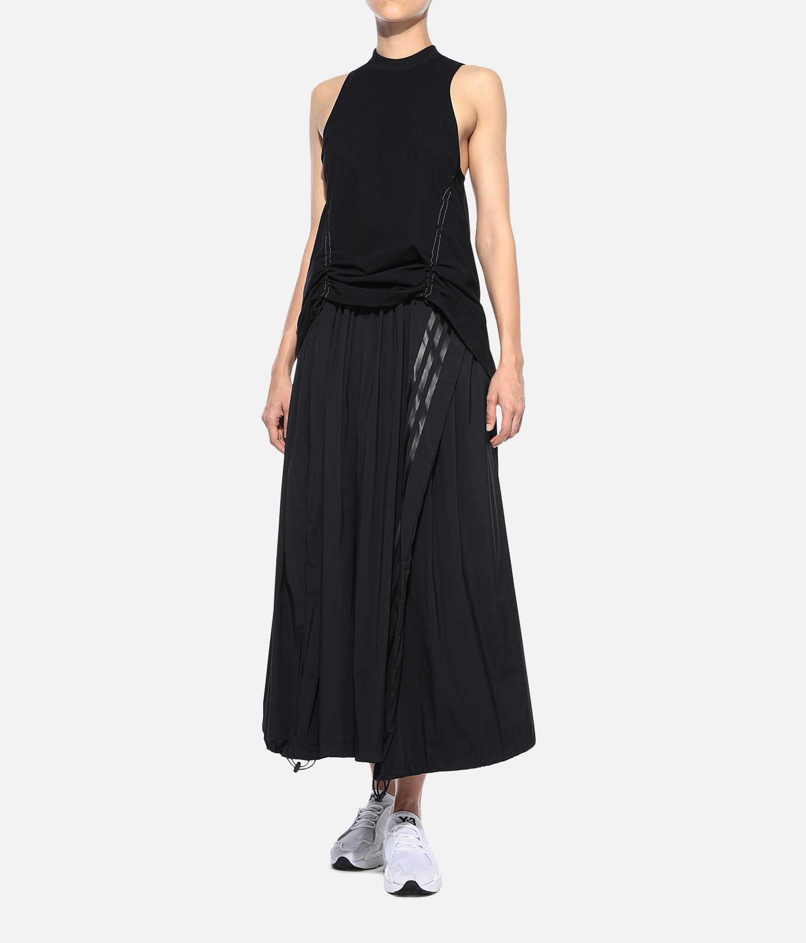 Y-3 Y-3 Light 3-Stripes Tank Top Top Woman a