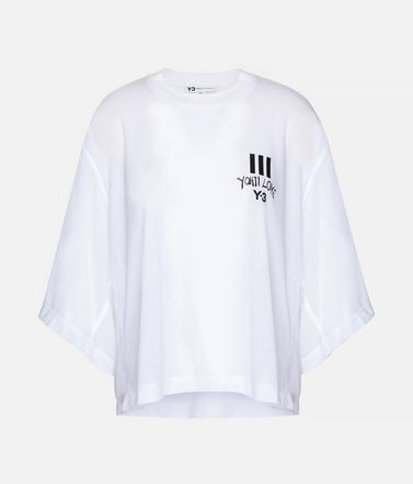 Y-3 Yohji Love Sheer Tee