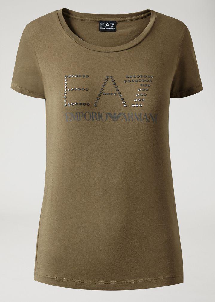 019dea7a784e EMPORIO ARMANI T-Shirt Femme r