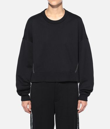 Y-3 Sweatshirt Woman Y-3 Yohji Love Sweater r
