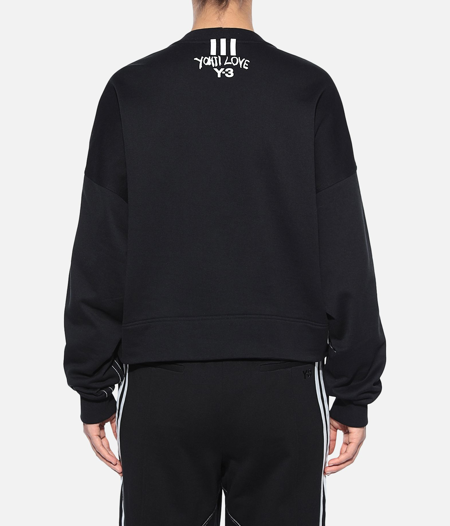 Y-3 Y-3 Yohji Love Sweater Sweatshirt Woman d