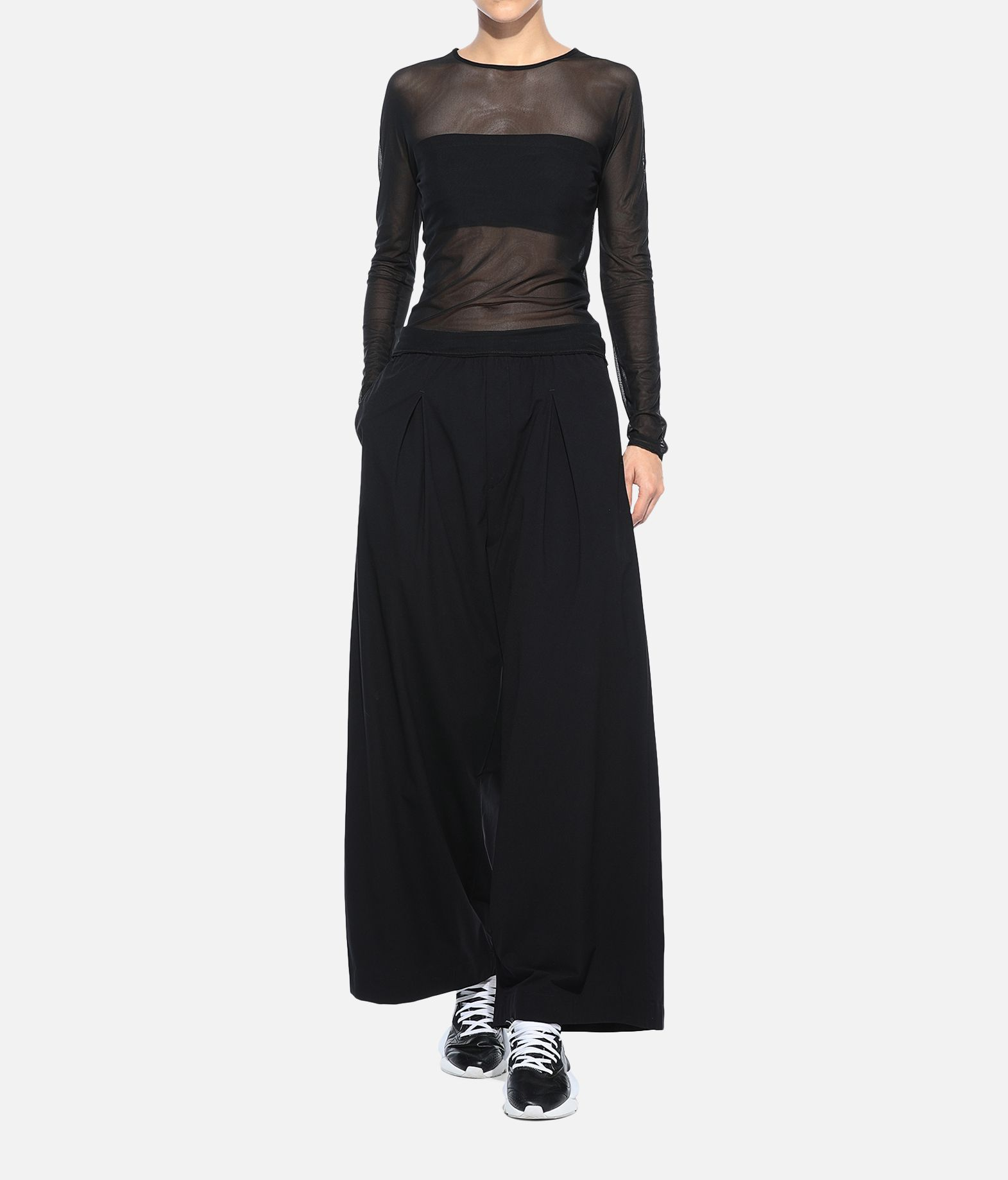 Y-3 Y-3 Yohji Love Mesh Tee Top Woman a