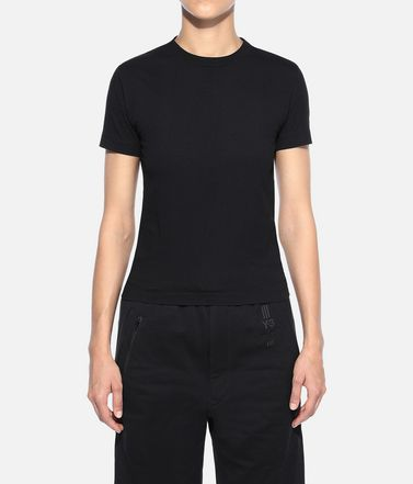 Y-3 Short sleeve t-shirt Woman Y-3 Yohji Love Tubular Tee r