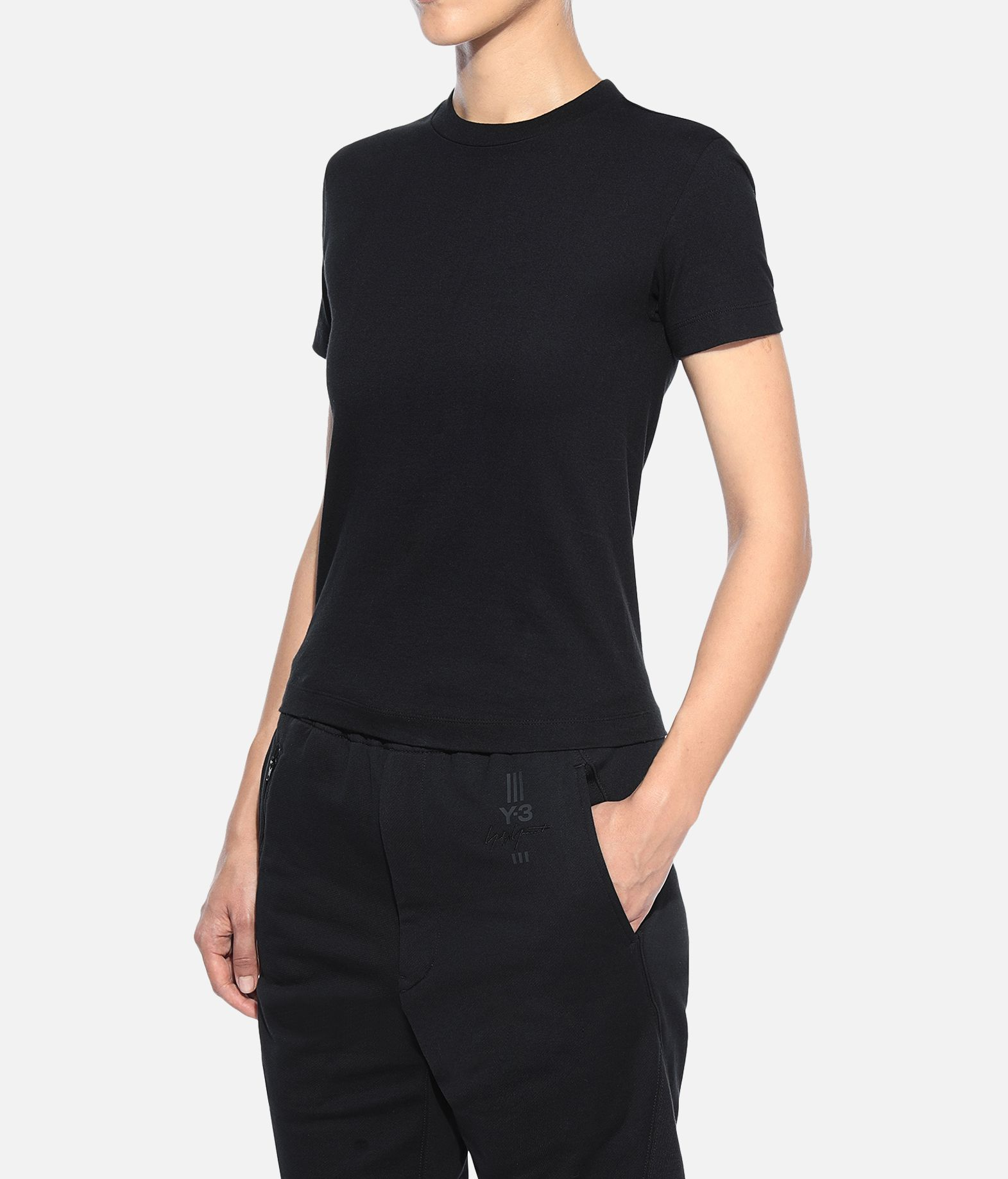 Y-3 Y-3 Yohji Love Tubular Tee Short sleeve t-shirt Woman e