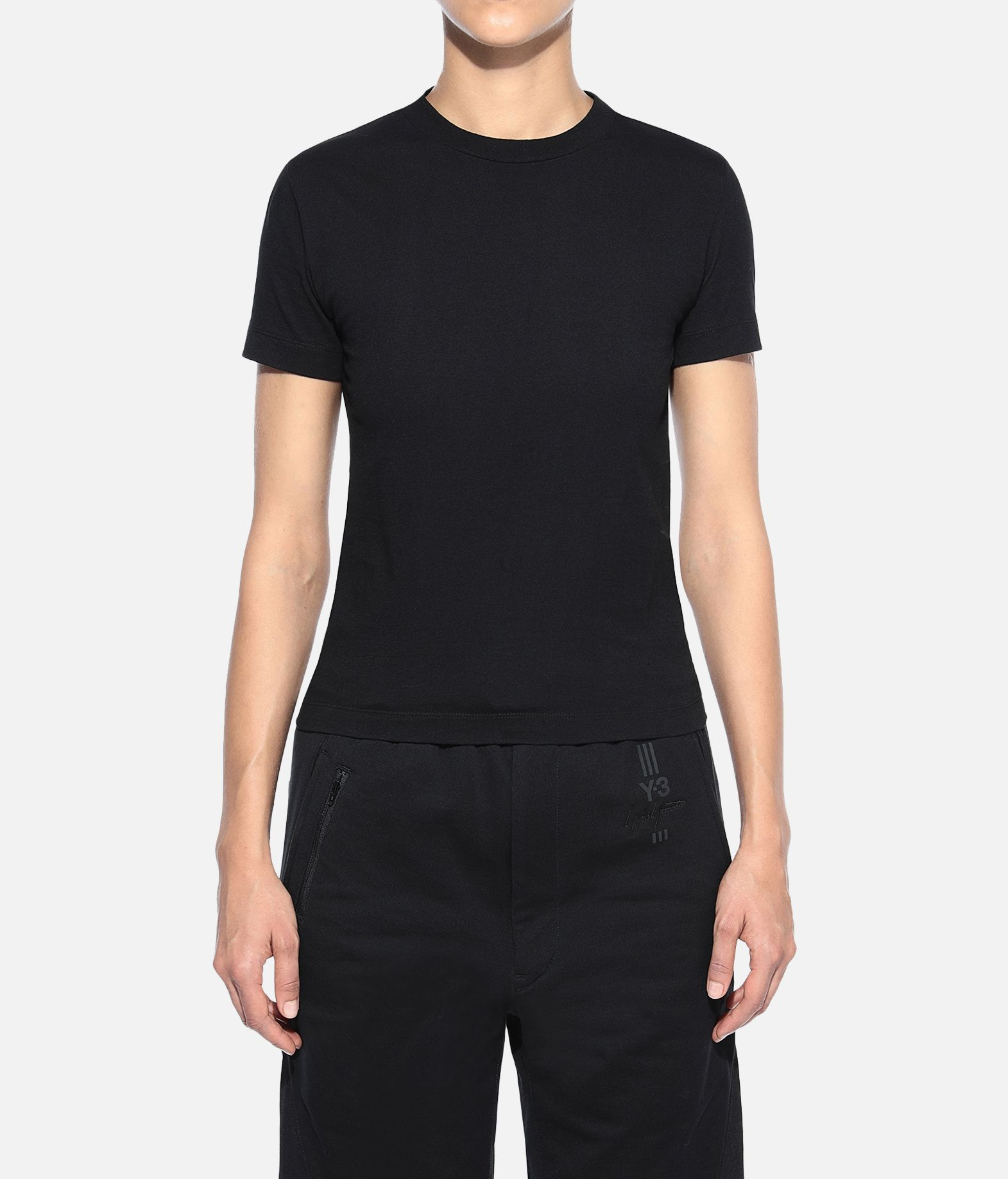 Y-3 Y-3 Yohji Love Tubular Tee Short sleeve t-shirt Woman r
