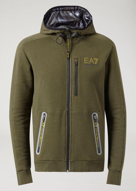 Train City Explorer hooded sweatshirt