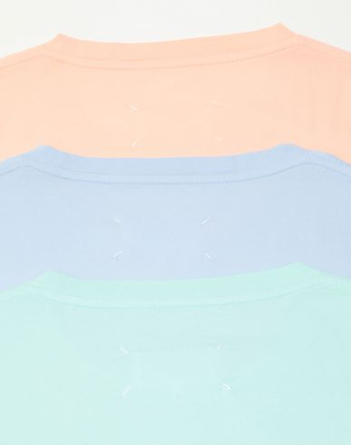 TOPS & TEES 3-pack Stereotype colour T-shirts