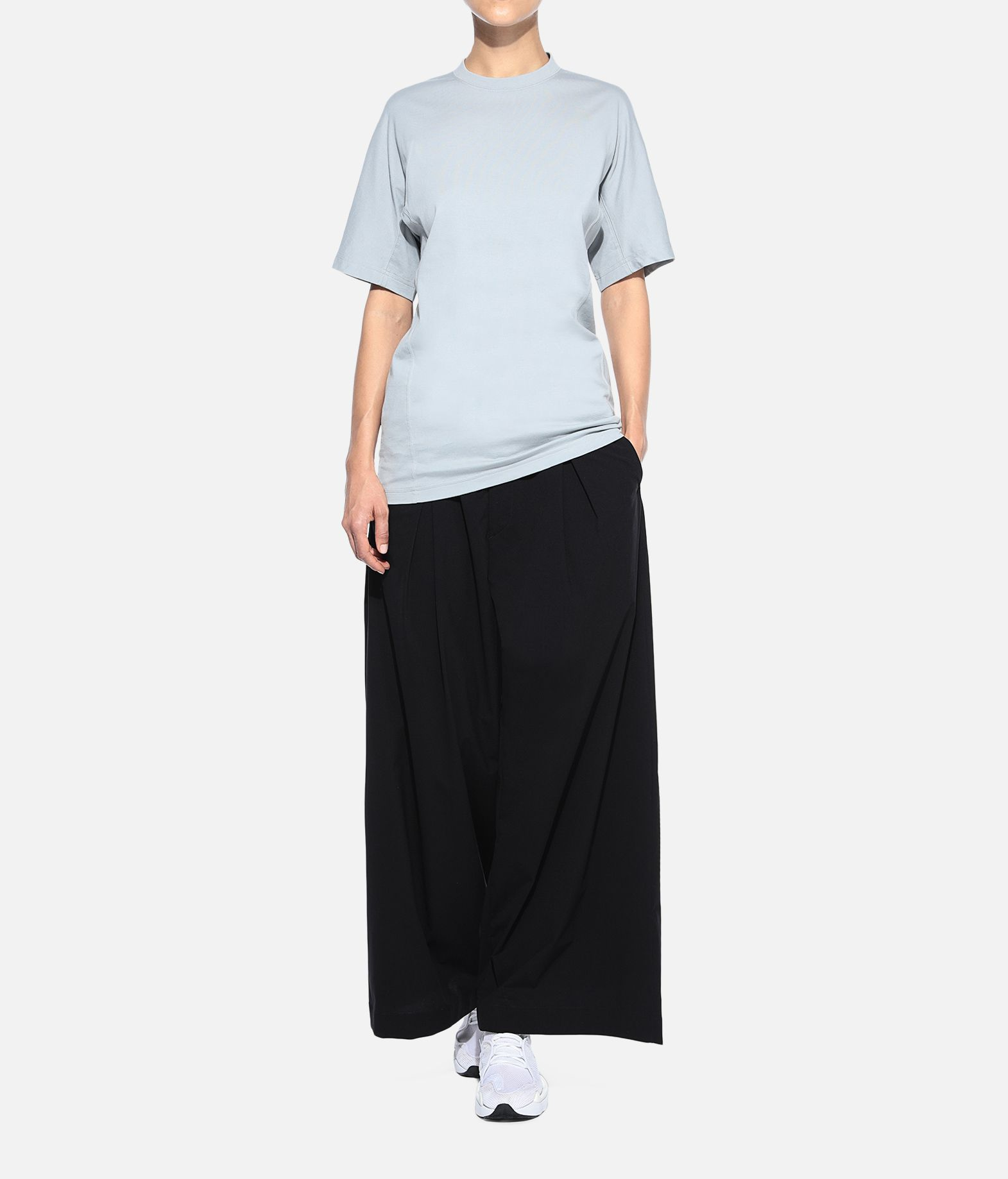 Y-3 Y-3 Classic Tee Short sleeve t-shirt Woman a