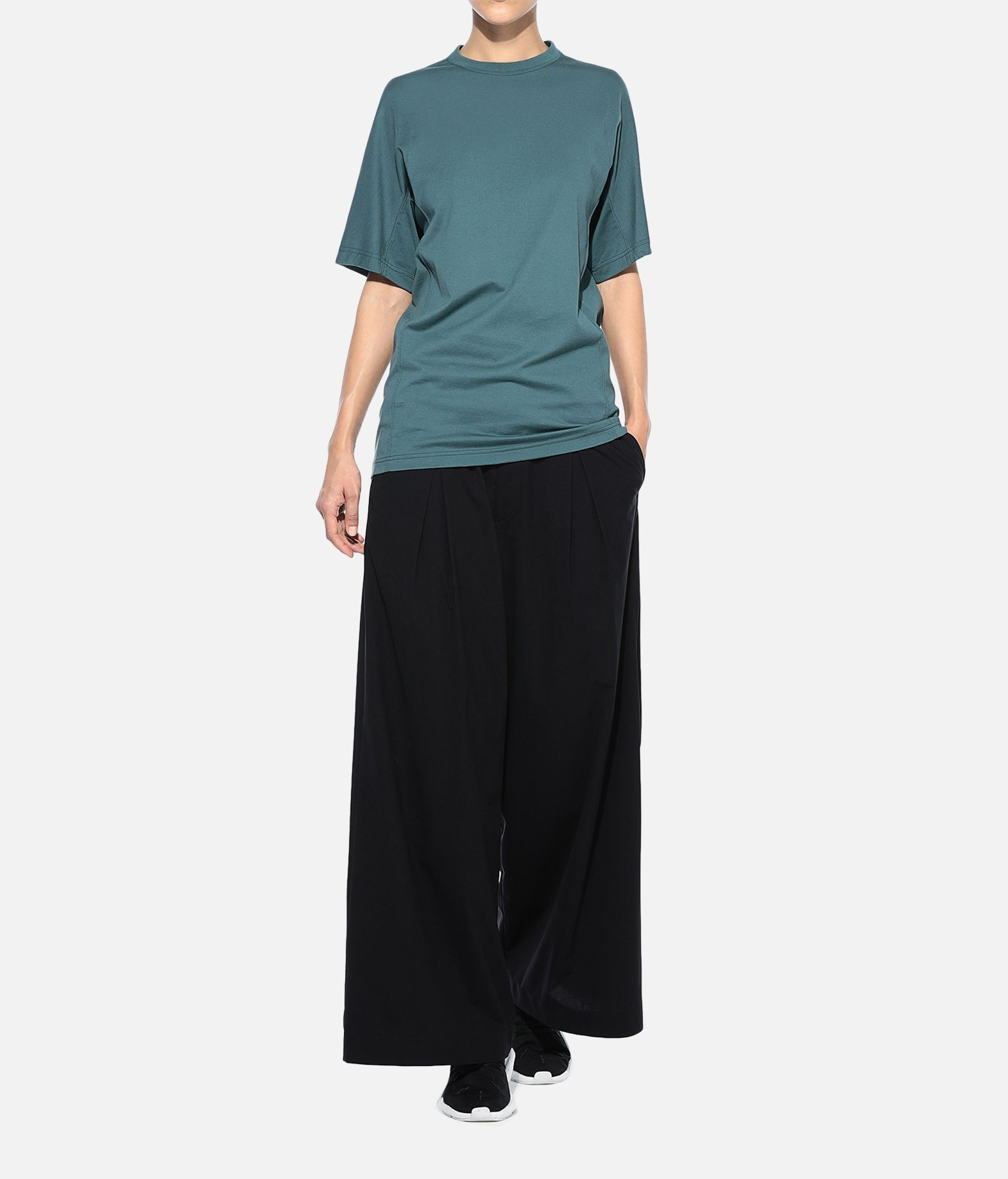 Y-3 Y-3 New Classic Tee  Short sleeve t-shirt Woman a
